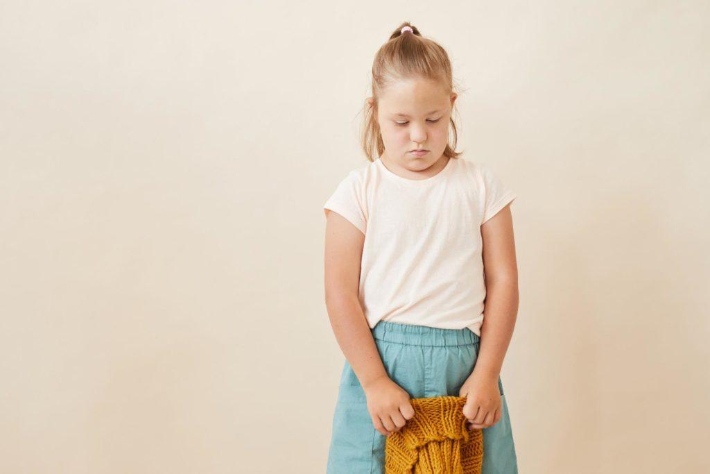 toksyczne zachowania, a dzieci