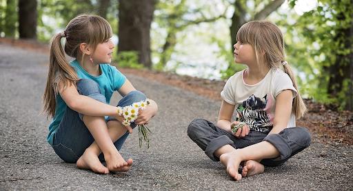 rozmowa dzieci
